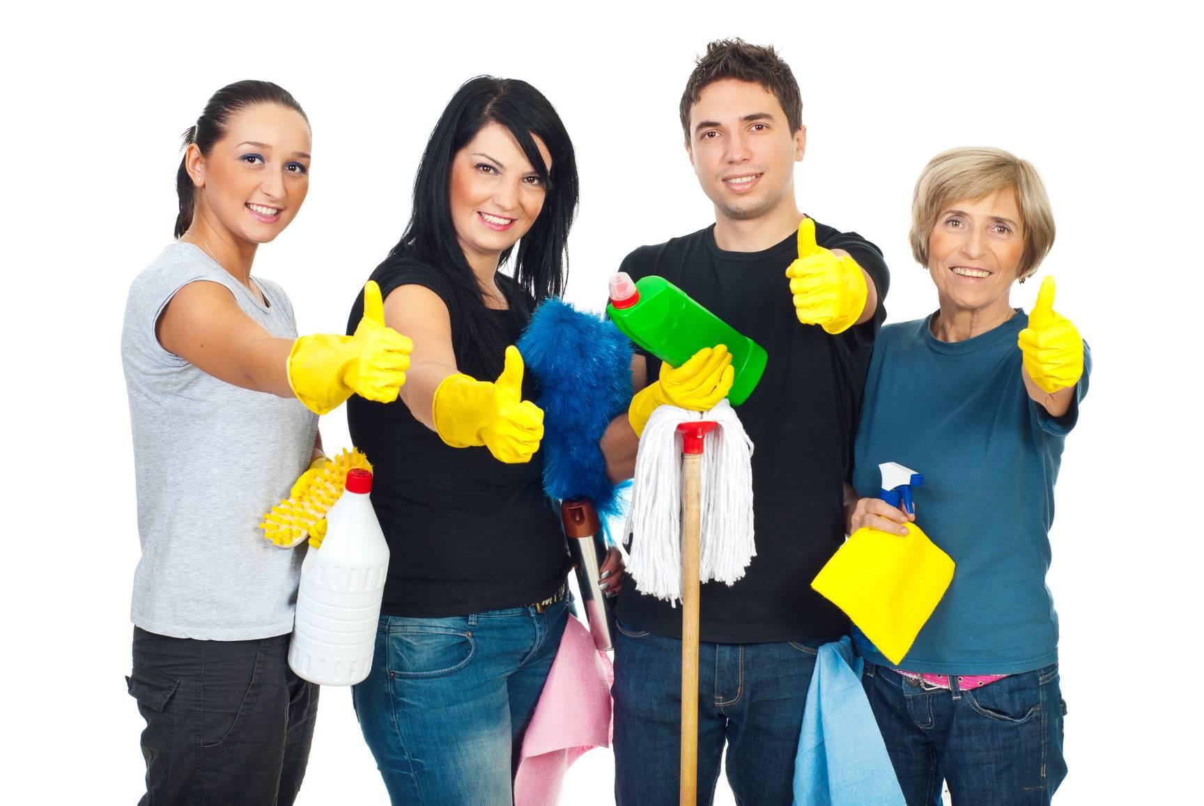 Limpieza de comunidades de vecinos en Valencia