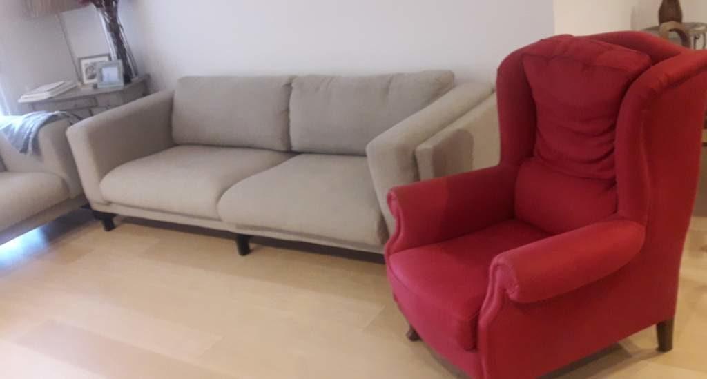 Empresa de limpieza de tapicerías Valencia profesional