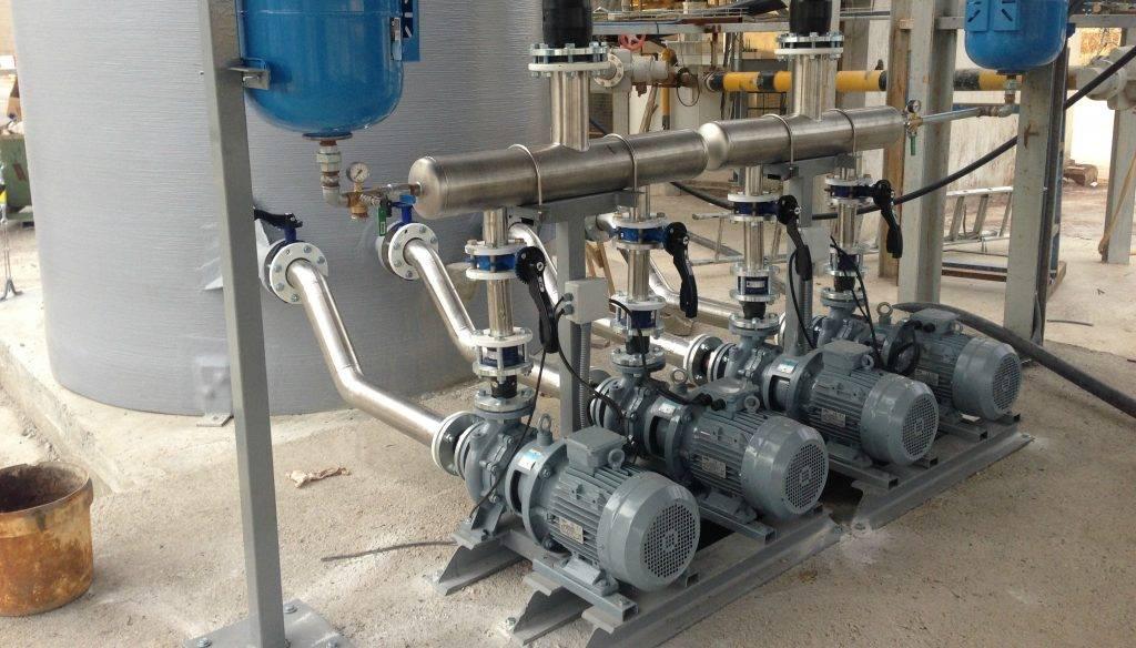 Grupos de presión Valencia - Instalación, mantenimiento y reparación