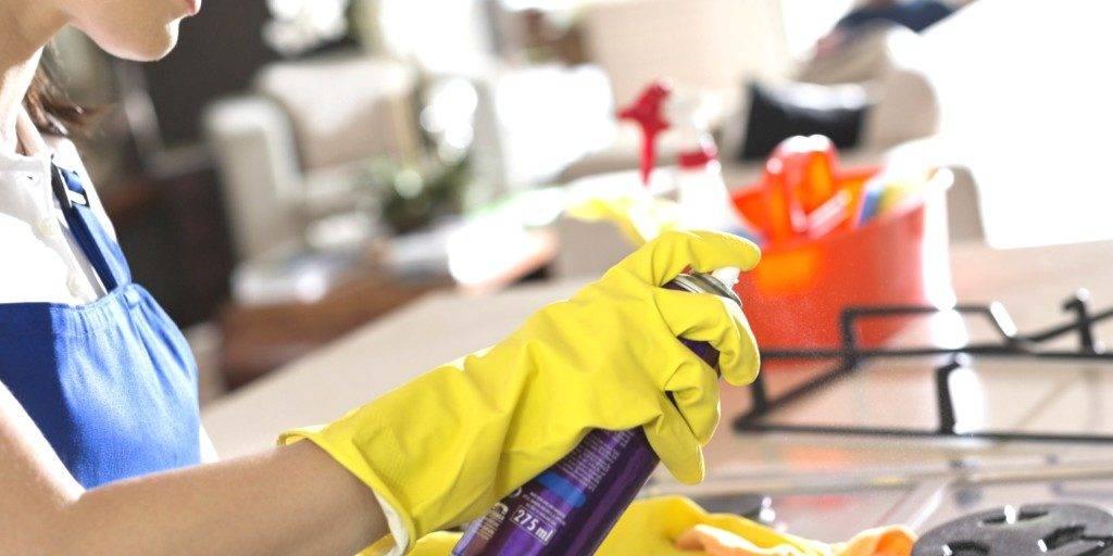 Limpieza a domicilio Valencia - Servicios de limpieza de alta calidad