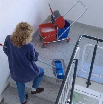 Empresa de limpieza de comunidades en Valencia