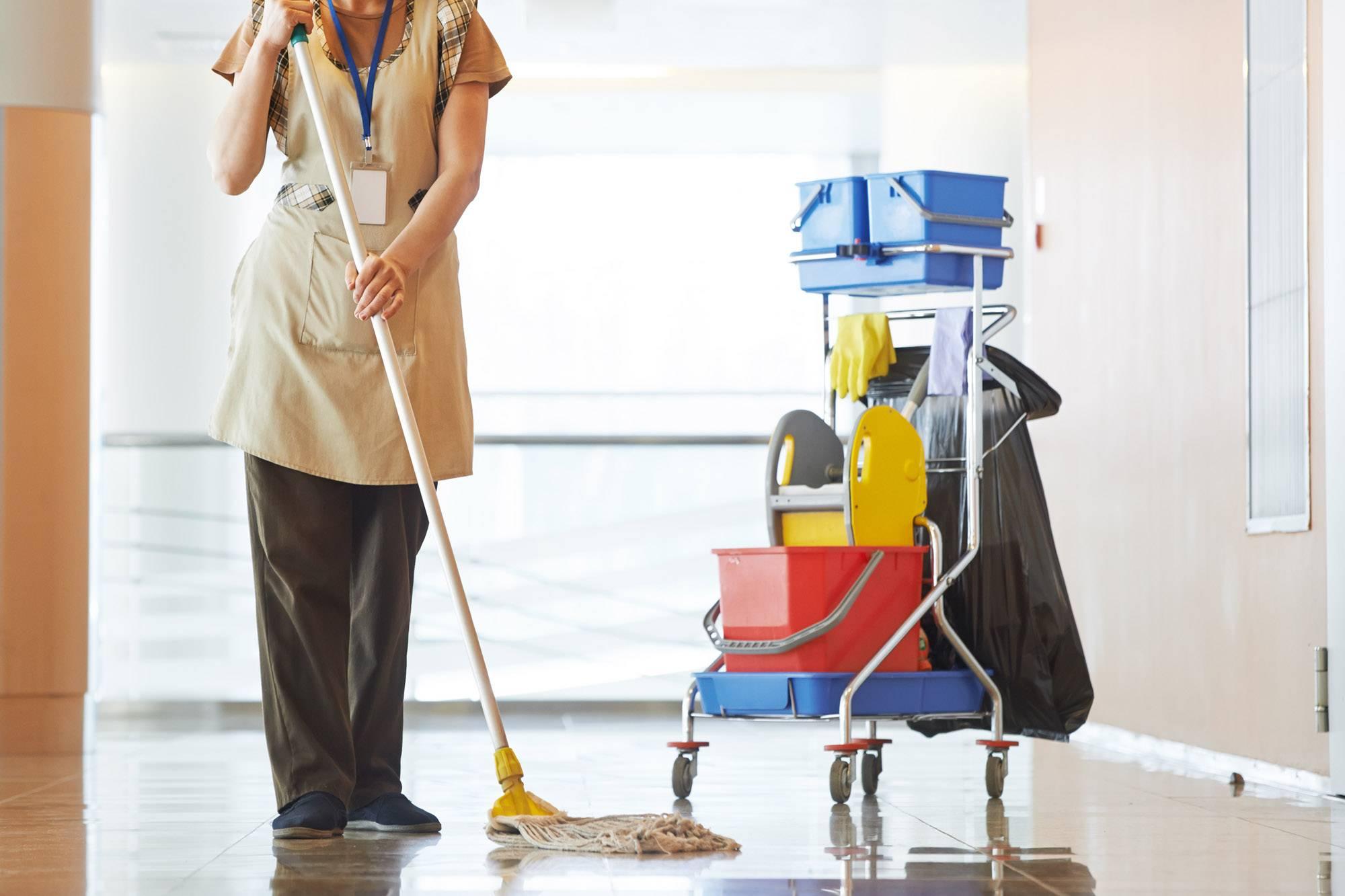 Limpieza de comunidades profesional en Valencia