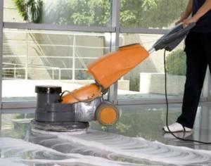 Servicio de vitrificado de suelos en Valencia