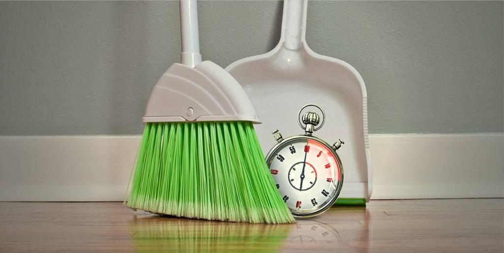 Presupuestos de limpieza Valencia - Apartado de reserva online