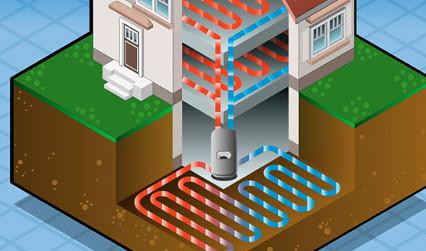 Servicios de calefacción por geotermia Valencia