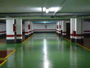 Empresa de limpieza de garajes Valencia profesional