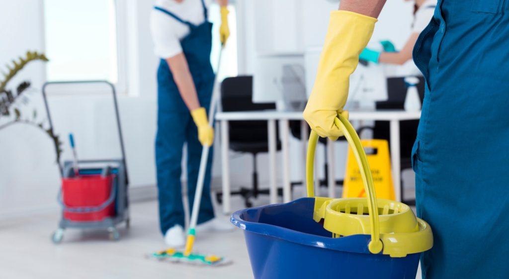 Empresa de limpieza de comunidades Valencia calidad