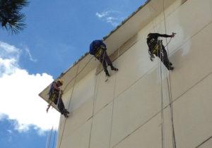 Empresas de trabajos verticales Valencia profesional