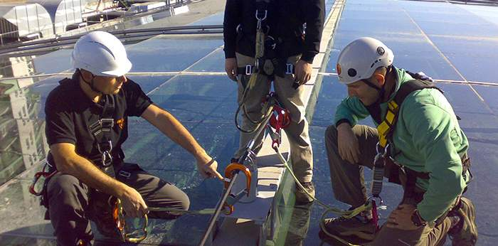 Servicios y trabajos verticales Valencia de calidad