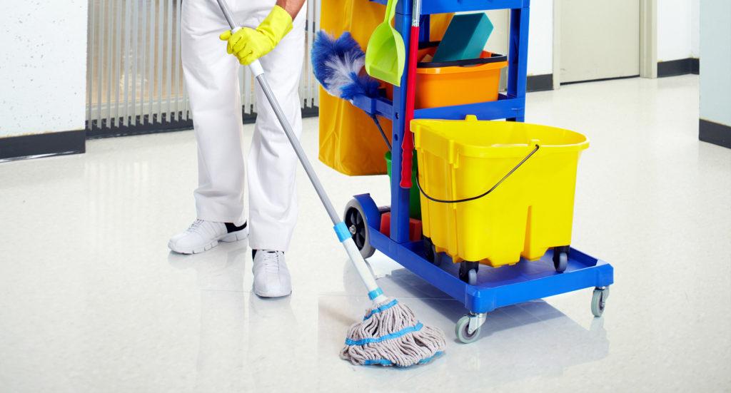 Empresa de limpieza de locales comerciales Valencia