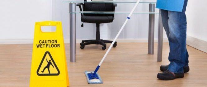 Servicio de limpieza de locales comerciales Valencia