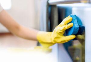 Empresa de limpieza a domicilio profesional