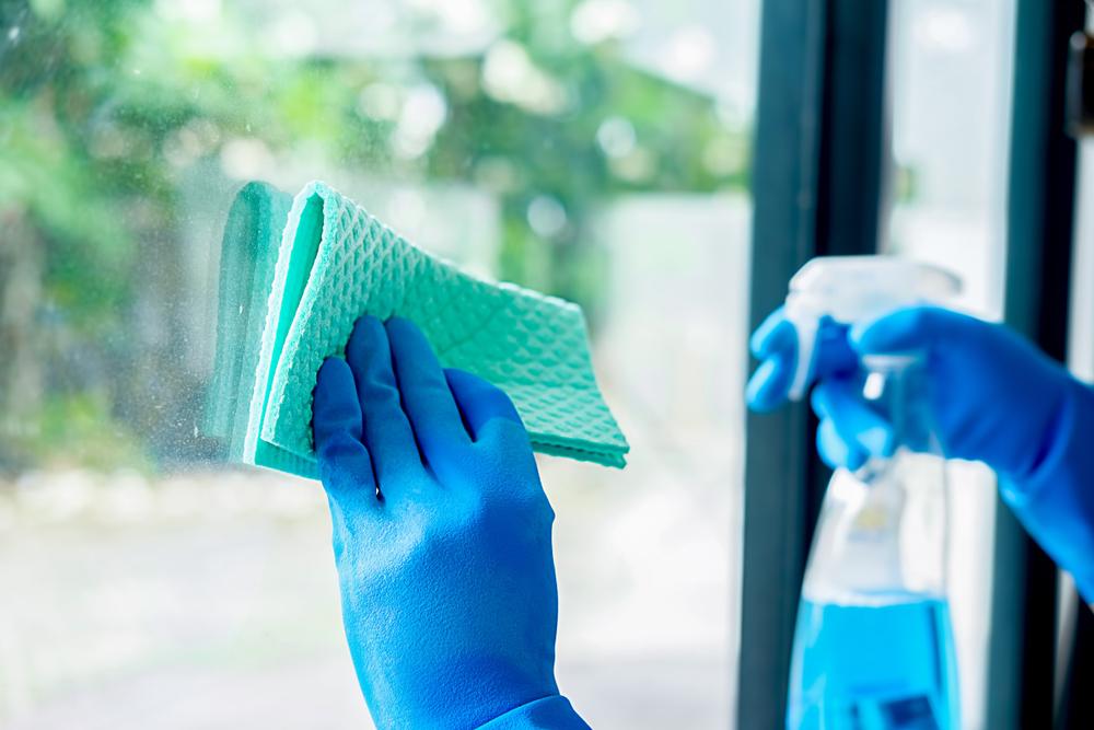 Empresa de limpieza a domicilio