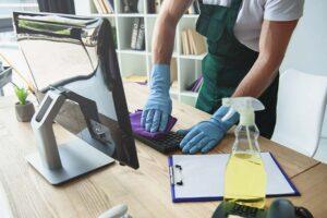 Empresa de limpieza de oficinas Valencia profesional