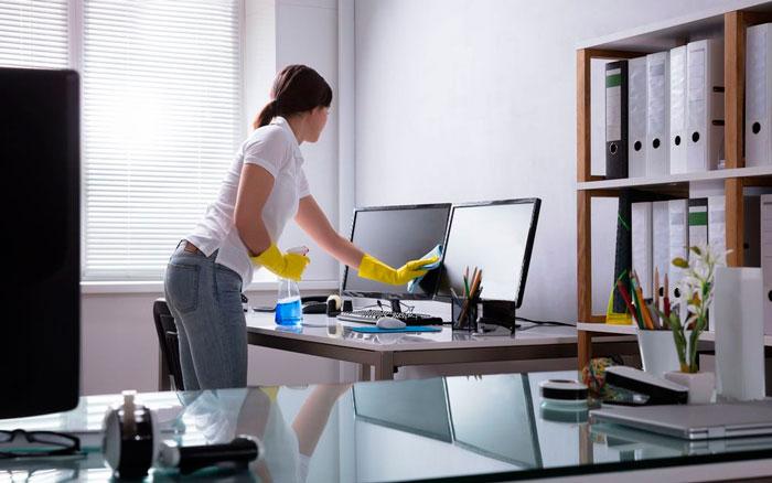 Empresa de limpieza de oficinas Valencia