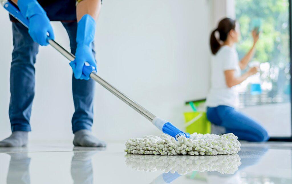 Trabajos de limpieza por horas Valencia profesionales