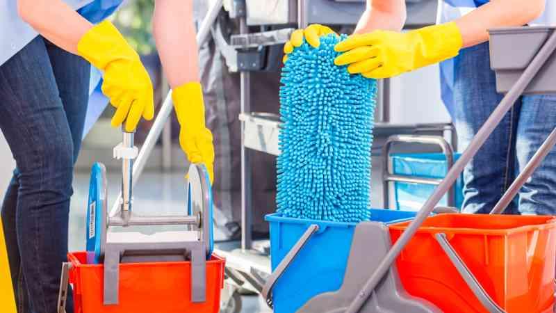 Empresa de limpieza de comunidades con experiencia Valencia