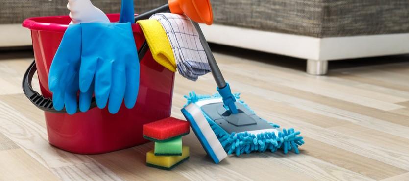 Empresa de limpieza domiciliaria