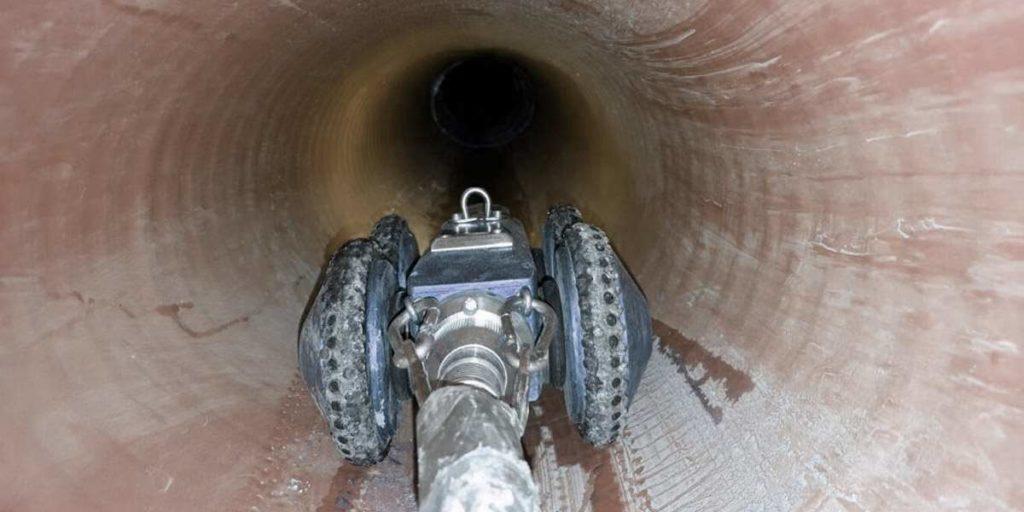 Servicios con cámara inspección tuberías Valencia